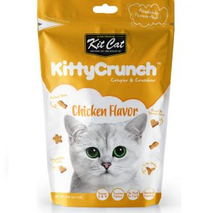 KitCat Kitty Crunch Chicken Flavor
