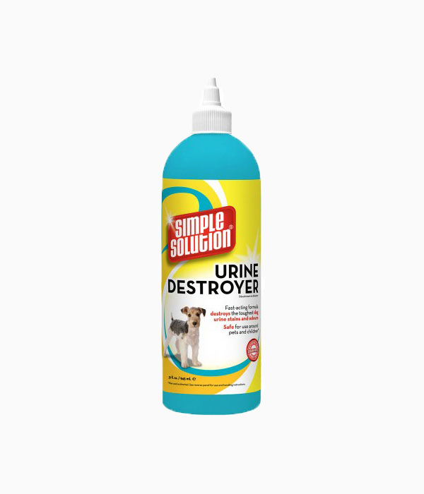 Urine Destroyer Stain And Odor Remover 32 Oz 945 Ml The
