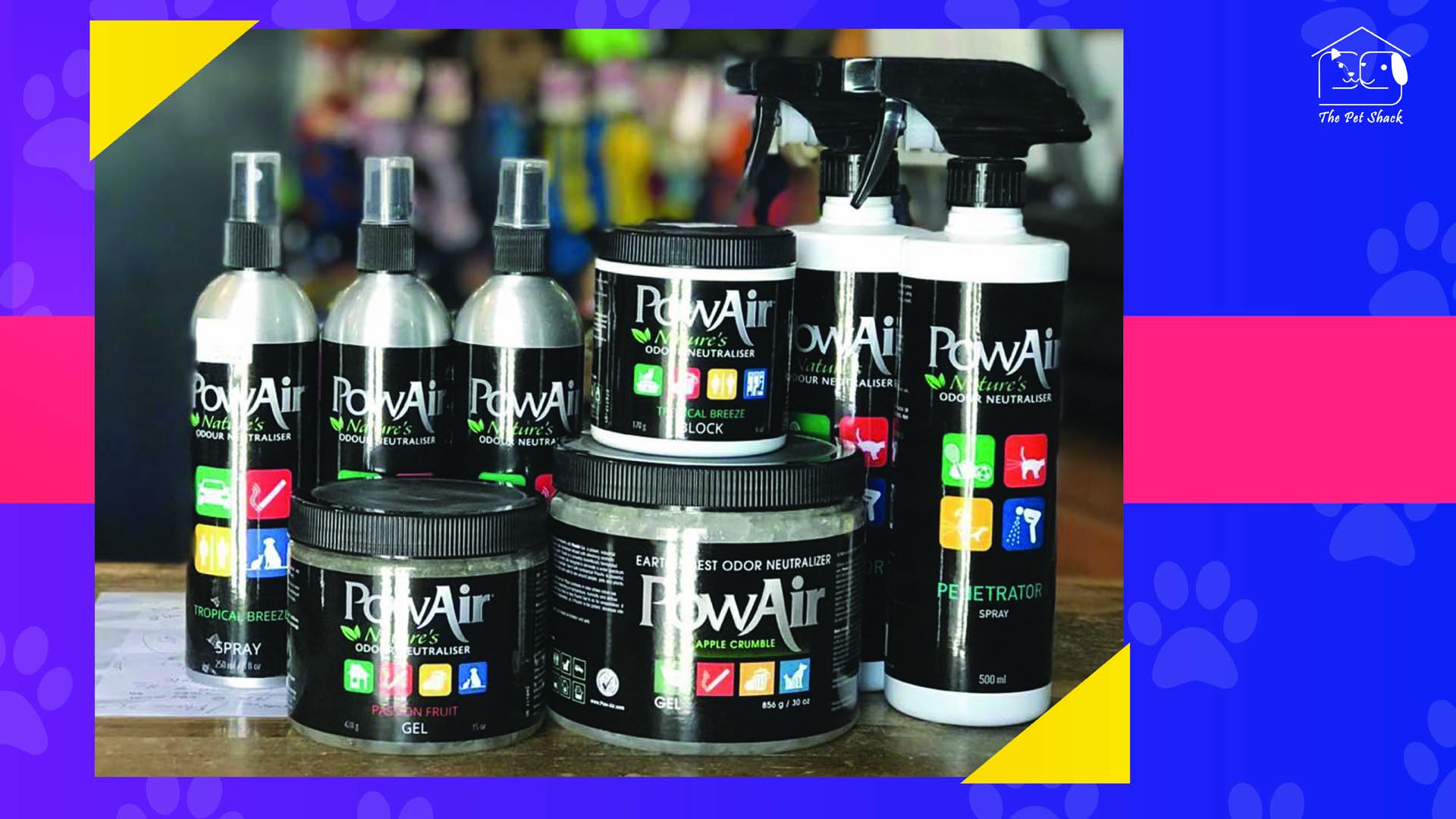 PowAir Animal Products